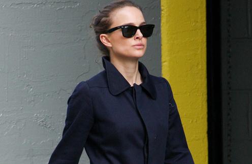 На время беременности Натали Портман отказалась от веганства.