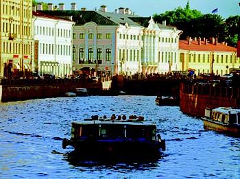 «Петербург – моя подпитка»