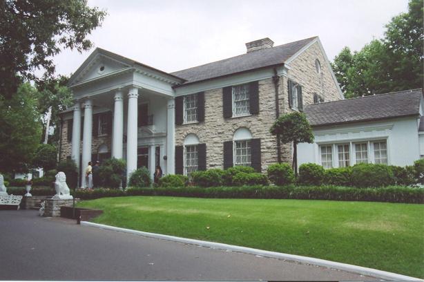 Особняк «Грейсленд», дом-музей Элвиса Пресли