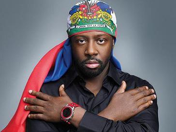 Вайклеф Джин (Wyclef Jean) очень переживает трагедию Гаити