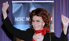 Софи Лорен выбрала первую красавицу страны
