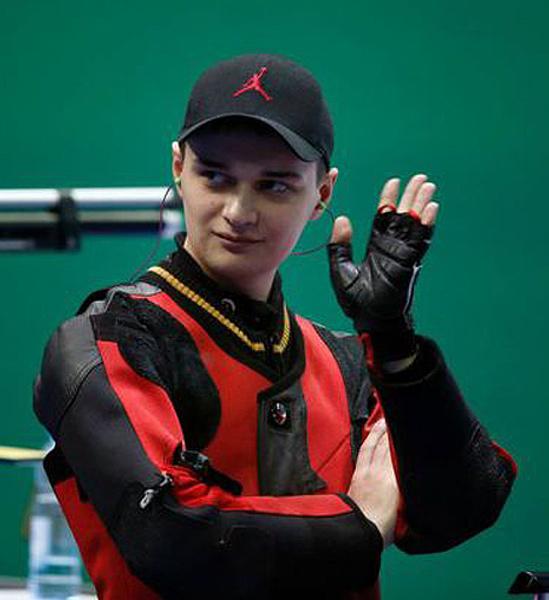 Владимир Масленников, пулевая стрельба, фото