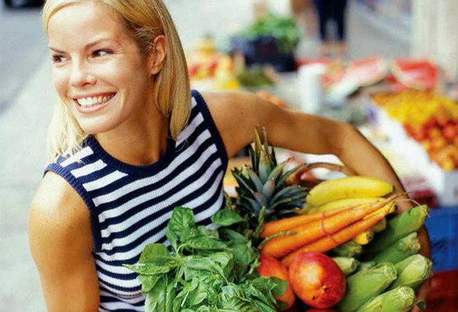 Здоровое питание рецепты меню на неделю