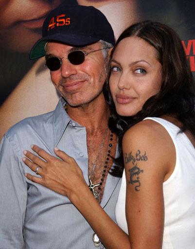 Анджелина Джоли (Angelina Jolie) и Билли Боб Тортон (Billy Bob Thorton)