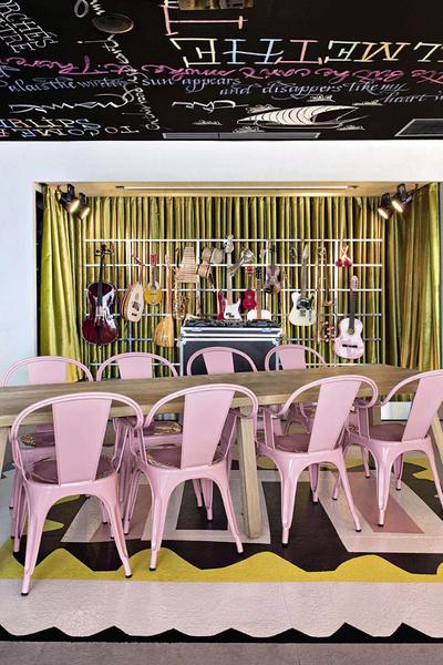 Международная Школа Дизайна – о бутик-отелях Стамбула | галерея [2] фото [4]