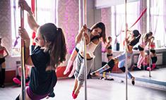 Секреты самых красивых танцовщиц pole dance Владимира!