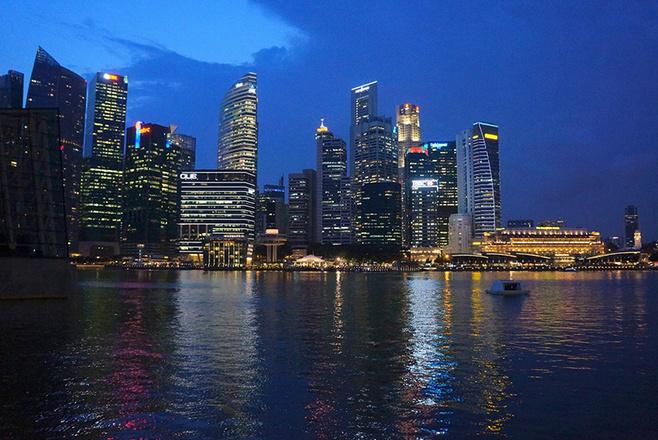 Сингапур: идеальное начало карьеры