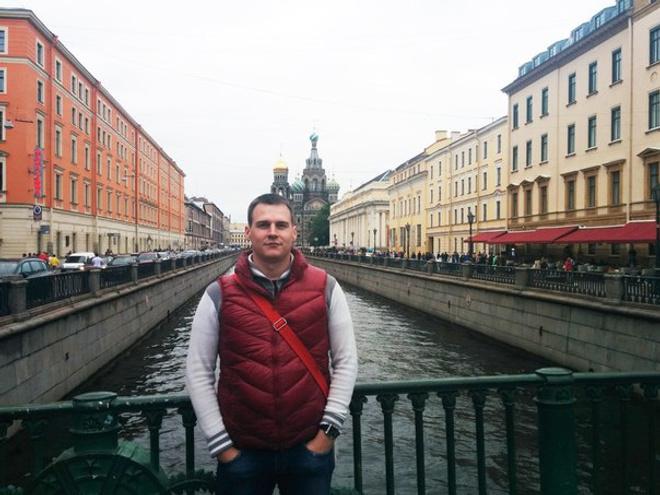 Александр Кондрашов