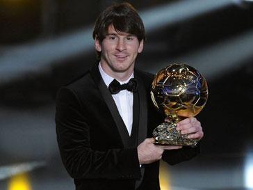 В Цюрихе назвали лучших футболистов года