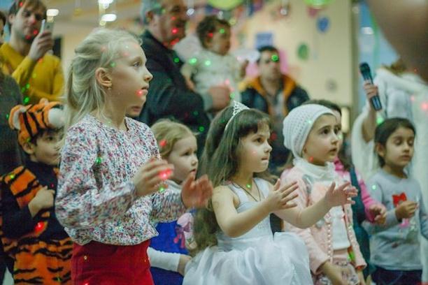 Ставрополь, English kids&teens, Новогодняя елка