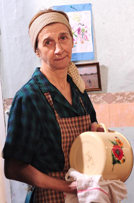 Мама Ивана Урганта перед смертью снималась в «Чуме»