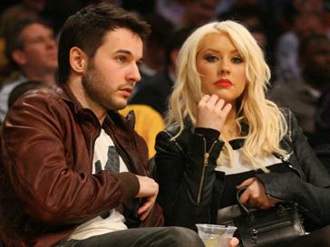 Кристина Агилера (Christina Aguilera) и Мэтью Ратлер (Matew Ratler)