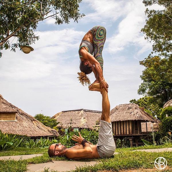 ВСТАЛА В ПОЗУ: 7 мотивирующих йога-аккаунтов | галерея [3] фото [8]