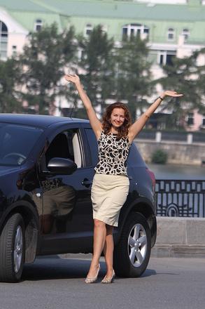 Ольга Седых, «Миссис Екатеринбург - 2007», фото