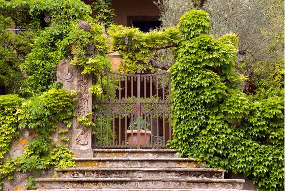 вилла Стинга в Тоскане | галерея [1] фото [10]