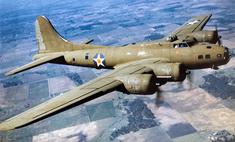 Летающая крепость: как американский бомбардировщик, лишившись хвоста, долетел до базы