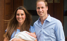 Кейт Миддлтон выбрала платье для сына
