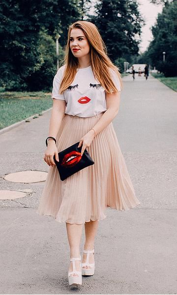 Екатерина Филатова, визажист, фото
