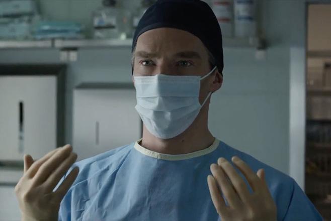 Доктор стрэндж, кадры