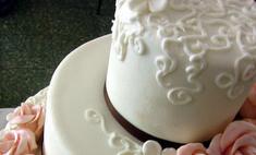 Свадебные торты: секреты выбора