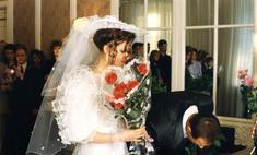 Свадьбы прошлого века: как менялись невесты