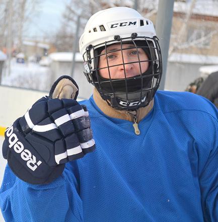 Сергей Трубин, пожарный, фото