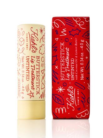 Бальзам-стик для губ Butterstick Lip Treatment, Kiehl's & Kate Moross, 1 400 рублей