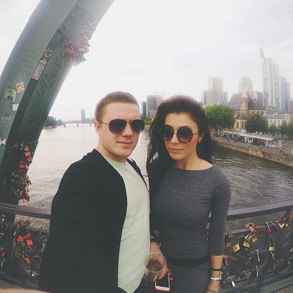 Виктор Щетков и Юлия Мишина Команда КВН Союз