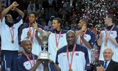 Чемпионат мира по баскетболу выиграла сборная США