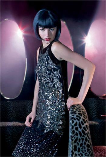 Платье, Alberta Ferretti