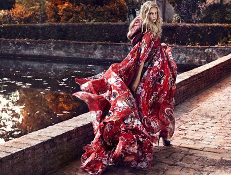 Картина маслом: модные принты 2015