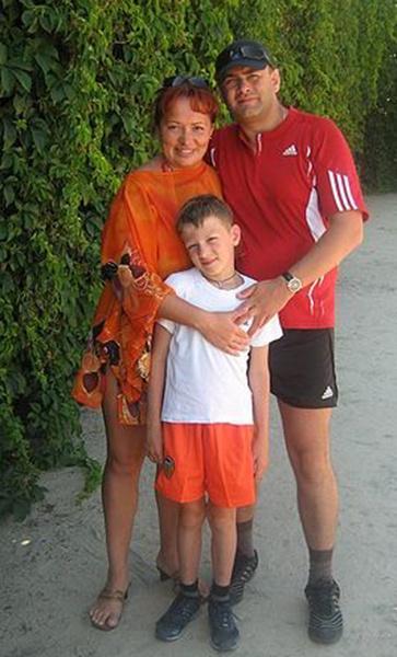 Мария Васильева, семья