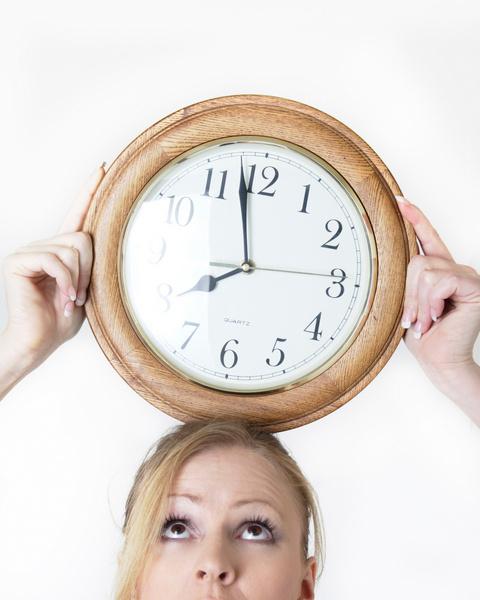 Выберите ключевые действия и в условиях дефицита времени ограничьтесь только ими.