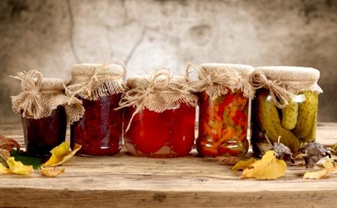 Заготовки: оригинальные рецепты солений