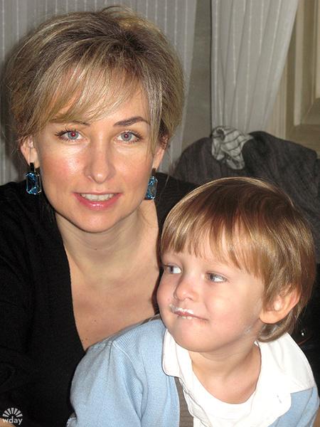 александр невзоров фото с женой