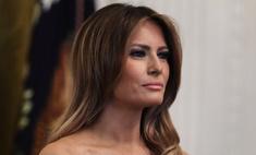 На день всех влюбленных Мелания Трамп оделась как Барби