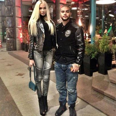 Алена Шишкова и Тимати