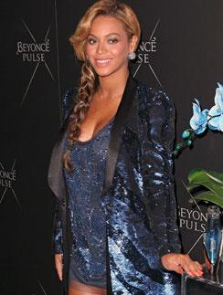 Бейонсе (Beyonce) на презентации армата Pulse