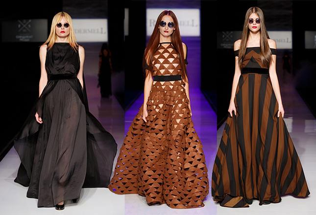 St. Petersburg Fashion Week SS 2015, Lena Rudermel