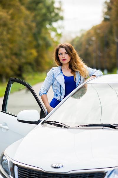 Топ-10 шикарных автоледи Рязани