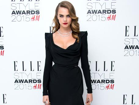 Звездные гости церемонии Elle Style Awards 2015