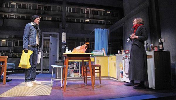 TheatreHD в Синема Парк Тюмень Верхний свет
