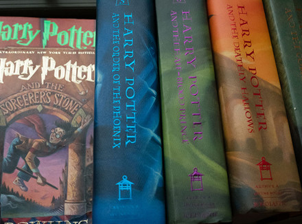 Книги про Гарри Поттера учат толерантности