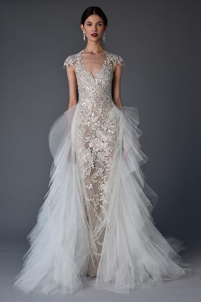 Лучшие коллекции Недели свадебной моды   галерея [1] фото [13]