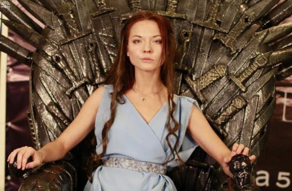 Дарья Гринько – двойник королевы Маргери Тиррел из Красноярска