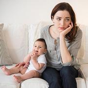 Страдаете ли вы послеродовой депрессией?