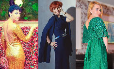 Топ-9 вечерних платьев саратовских знаменитостей. Какое нравится тебе?