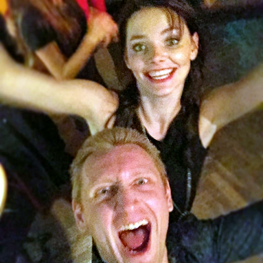 Елизавета Боярская боится фанатов с телефонами: инстаграм фото 2016