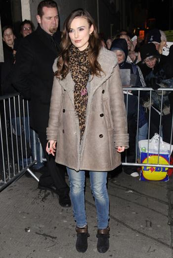 Актриса Кира Найтли (Keira Knightley)