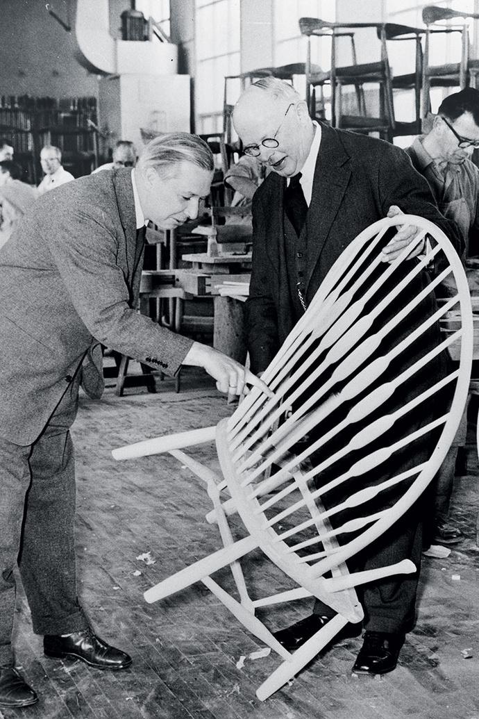 производство стульев